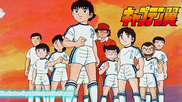 Film Kartun Captain Tsubasa Dari Jepang