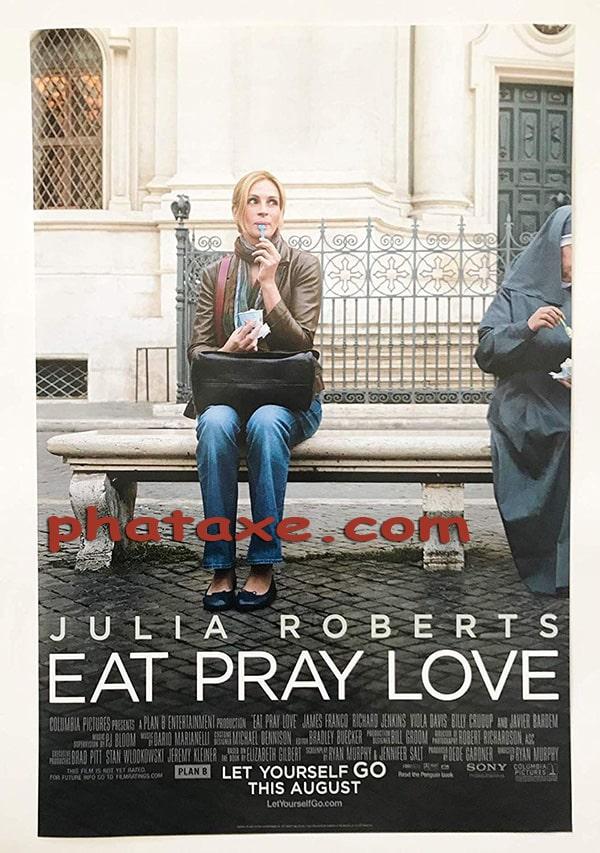 Novel Eat Pray Love