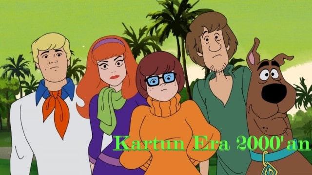 Film Kartun Tahun 2000'n Terbaik