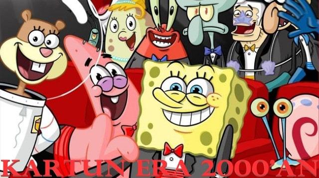 Rekomendasi Kartun Nostalgia 2000'an Terbaik